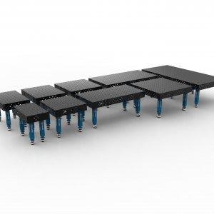 Klasické zváracie stoly - PRO