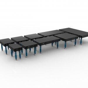 Klasické zváracie stoly - PLUS